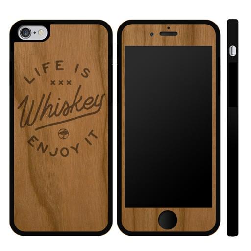 Arbor Arbor- IPhone Case- Arbor Life is Whiskey- IPhone 6 Plus- Cherry