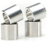 BOARDLife BOARDLife- Spacers- 8mm- Set of 4- Silver
