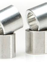 BOARDLife BOARDLife- Spacers- 8mm- Set of 4- Silver