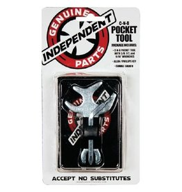 Independent Independent- CNB Skate Tool- Silver