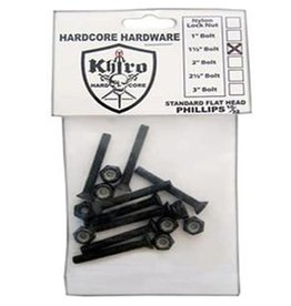 Khiro Khiro- Flat Head Hardware- 1.75 inch- Phillips Head