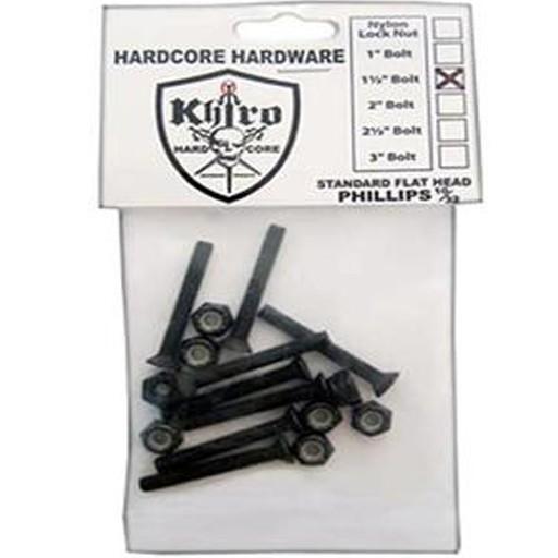 Khiro Khiro- Flat Head Hardware- 1.75 inch- Phillips Head