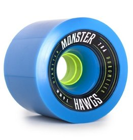 Landyachtz andyachtz- Monsters Hawgs- 76mm- 78a- Blue- 2014- Wheel