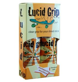 Lucid Grip Lucid- Lucid Grip- Spray Grip- Standard- Clear