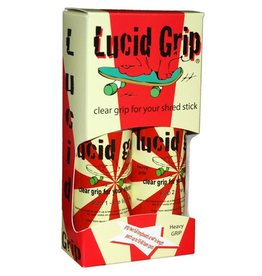 Lucid Grip Lucid- Lucid Grip- Spray Grip- Heavy- Clear