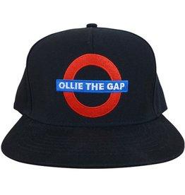 Skate Mental Skate Mental- Ollie The Gap- Black- Hats