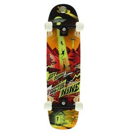 Sector 9 Sector 9- Budro- Red- 36 inch- Completes