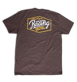 Pine Brand- Racing Tee- Brown- T-Shirt