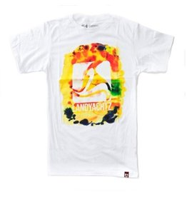Landyachtz Landyachtz- Watercolor Square Logo- T-Shirt