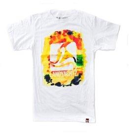 Landyachtz Landyachtz- Watercolor Square Logo- T-Shirt