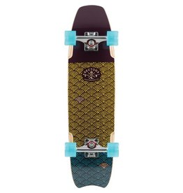 Sector 9 Sector 9- Sharkbite- 29.5 inch- Yellow- 2017- Completes
