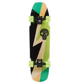 Sector 9 Sector 9- Swellhound- 31.5 inch- Green- 2017- Completes