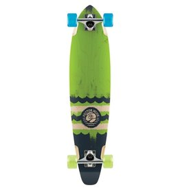 Sector 9 Sector 9- Highline- 34.5 inch- Green/Blue- 2017- Completes