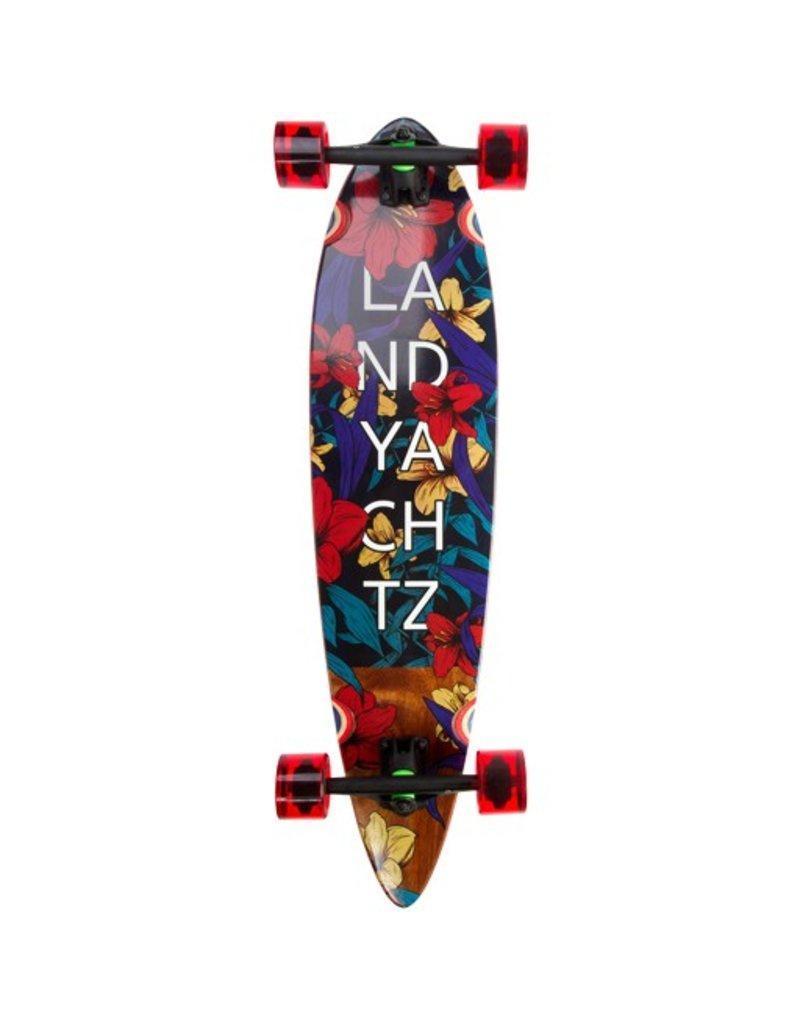 Landyachtz Landyachtz- Maple Chief- Floral- 36 inch- 2017- Complete