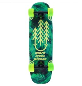 DB Longboards DB Longboards- Mini Cruiser- More Trees- 2015- Complete