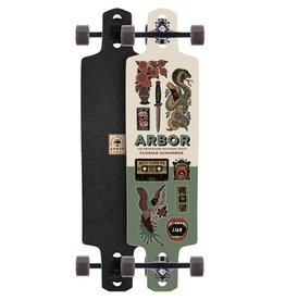 Arbor Arbor- Dropcruiser- Artist Collection- 38 inch- 2017- Completes