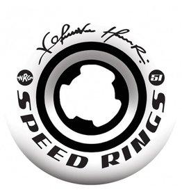 Ricta Ricta- Speedrings- Kevin Hoefler- 51mm- 99a- White/Black- Wheels