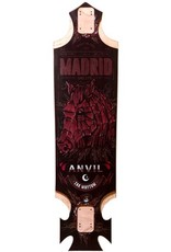 Madrid Madrid- Anvil- Maytum Pro Series- 37.4 in- 2017- Decks