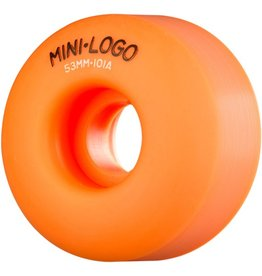 Mini Logo Mini Logo- C Cut- 54mm- 101a- Orange- Wheels