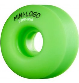 Mini Logo Mini Logo- C Cut- 54mm- 101a- Green- Wheels