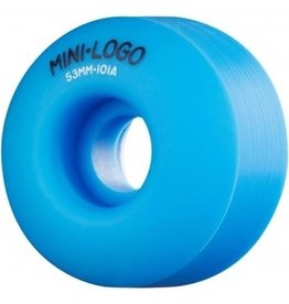 Mini Logo Mini Logo- C Cut- 54mm- 101a- Blue- Wheels