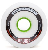 Landyachtz Landyachtz- Mini Monster Hawgs- 70mm- 80a- White- 2017- Wheel