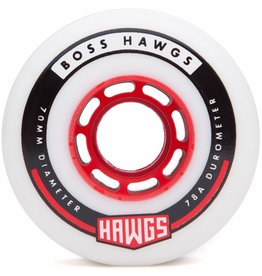 Landyachtz Landyachtz- Boss Hawgs- 78a- 70mm- 2017- Wheels