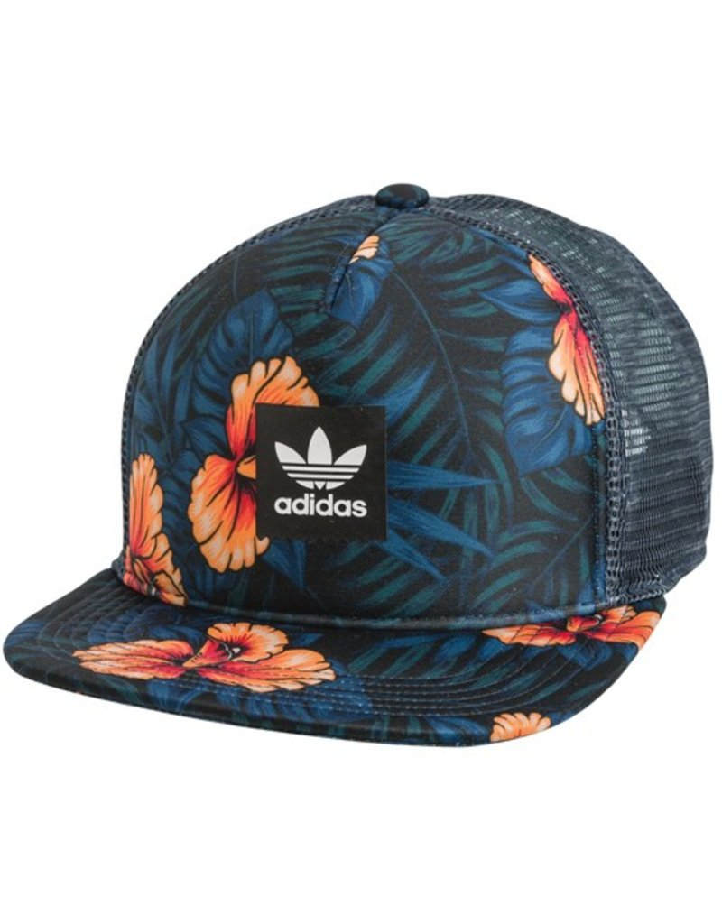 adidas Adidas- Floral Trucker- Hats