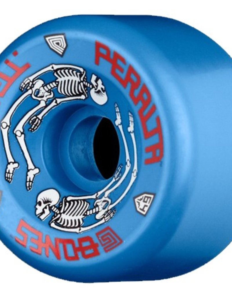 Powell Peralta Powell Peralta- G Bones- 64mm- 97a- Blue- Wheels