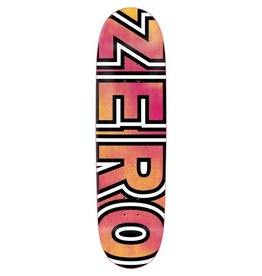Zero Zero- Bold- Pink/Yellow- 8.62- Decks