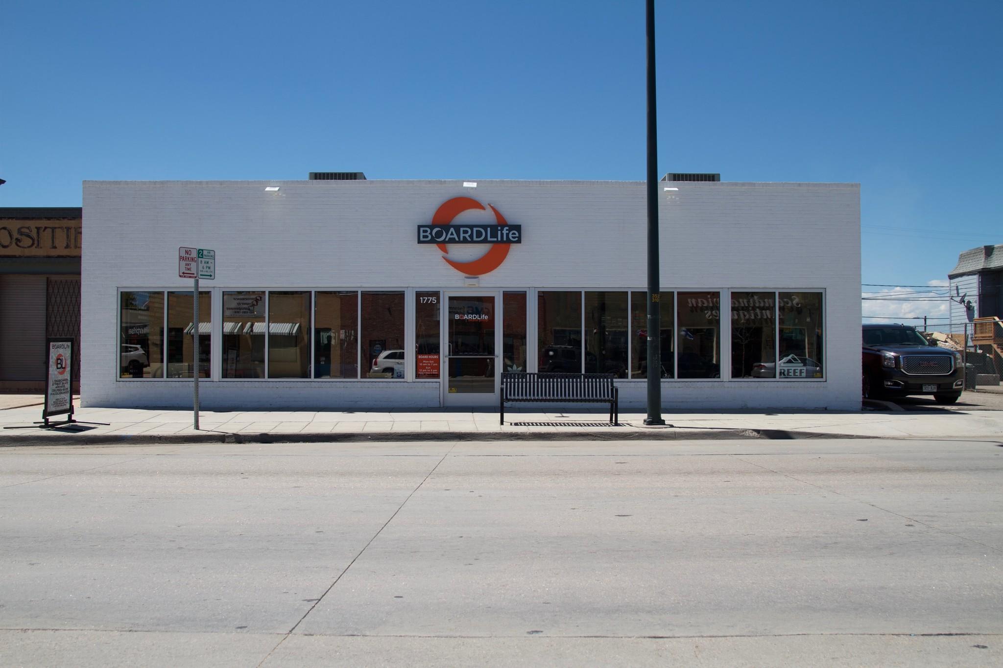 Boardlife Skate shop Denver Colorado USA