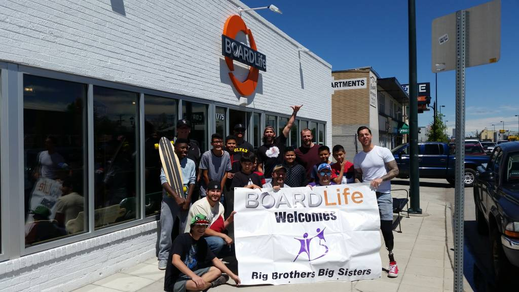 Big Brothers Big Sisters of Colorado is BACK!