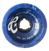 Cadillac Cadillac- Cruisers- 70mm- 80a- Blue Marble- Wheels
