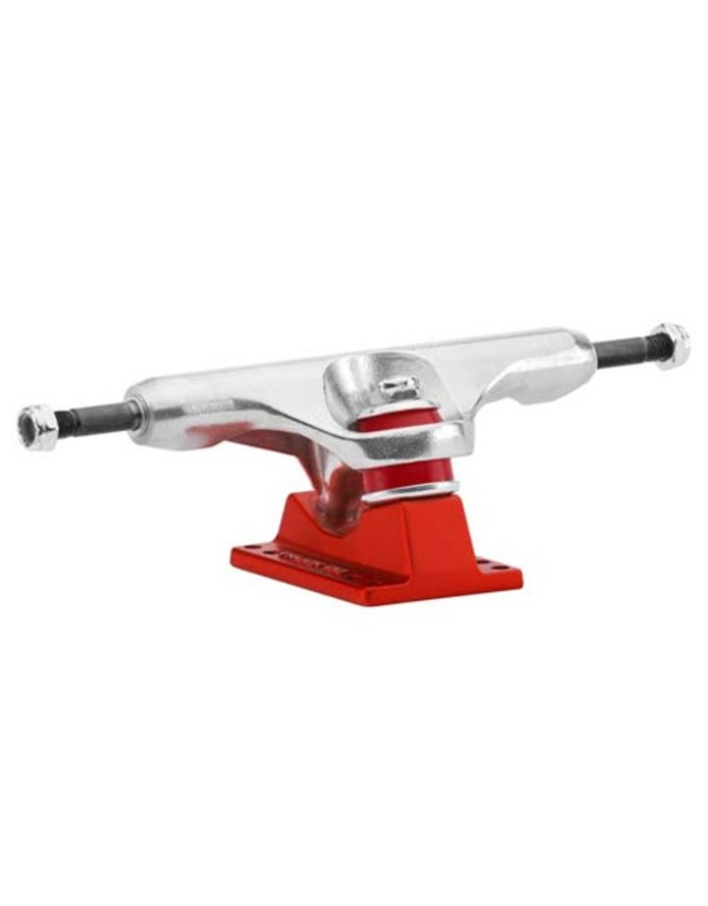 Caliber Caliber- Street TKP- Raw/Red- 8 inch- Trucks