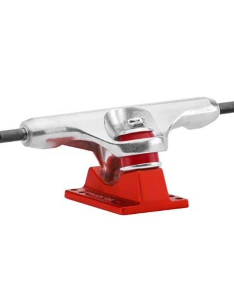 Caliber Caliber- Street TKP- Raw/Red- 8.5 inch- Trucks