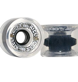 Cloud Ride Cloud Ride- Cruiser- 69mm- 78a- Clear- Wheels