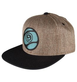 Sector 9 Sector 9- Spot Snapback- Brown- Hats