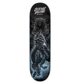 Creature Creature- Back to the Badlands- Kimbel- 9in x 33 in- Decks