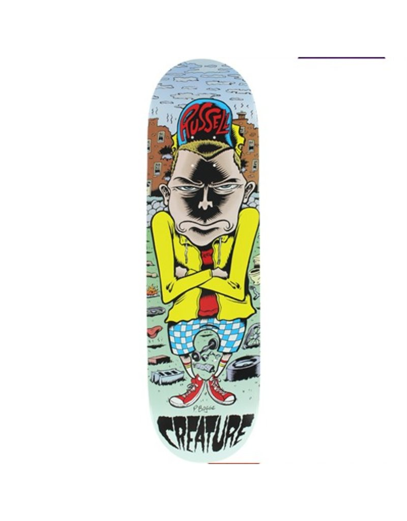 Creature Creature- Bagge It- Russell Pro- 8.5in x 32.25in- Decks