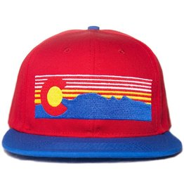 Concrete Coast Concrete Coast- Colorado- Red- Hat