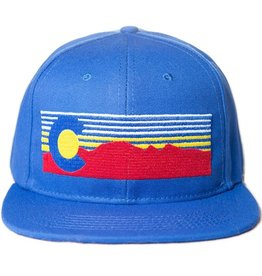 Concrete Coast Concrete Coast- Colorado- Blue- Hat