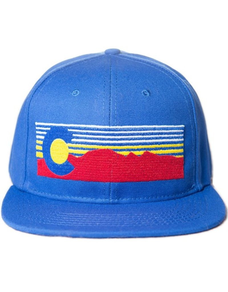 Concrete Coast Concrete Coast- Colorado- Blue- Hat