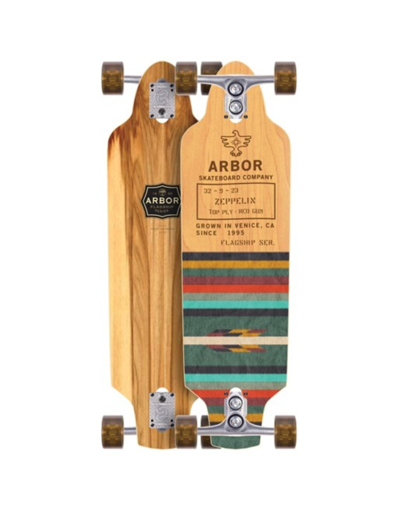 Arbor Arbor- Zeppelin- Flagship Series- 32 inch- 2017- Completes