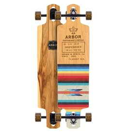 Arbor Arbor- Dropcruiser- Flagship Series- 38 inch- 2017- Completes