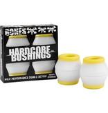 Bones Bones- Bushings- Hardcore- White/Yellow- Medium