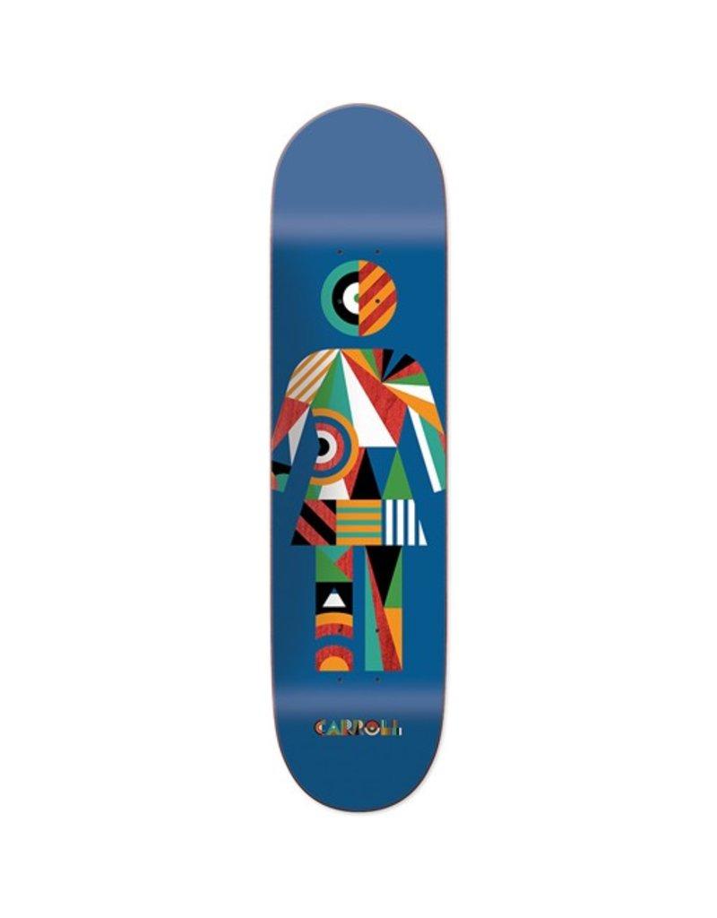 Girl Girl- Carrol Constructivist OG- 8.375in x 31.75in- Decks