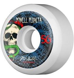 Powell Peralta Powell Peralta- Mcgill Skull and Snake- 56mm- Park Formula- Wheels