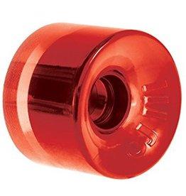 OJ OJ- Hot Juice- 60mm- 78a- Transparent Red- Wheels