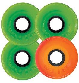 OJ OJ- Hot Juice- 60mm- 78a- Green/Orange- Wheels