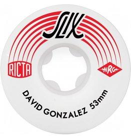 Ricta Ricta- Slix- David Gonzalez- 54mm- 99a- Wheels